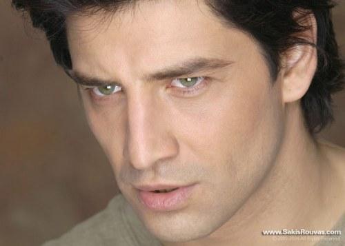 Sakis's Green Eyes