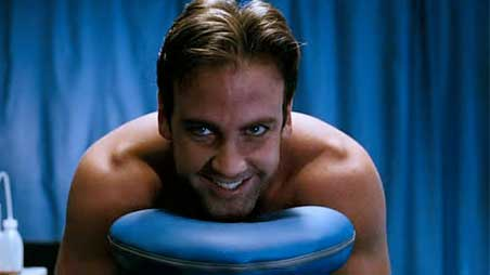 Carlos Ponce Ready for Rubbing
