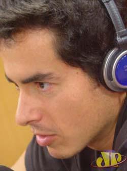 Felipe Folgosi on JP fm