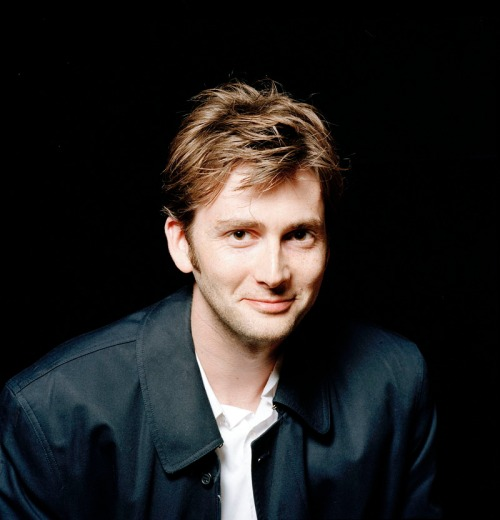 David Tennant Playing a Cop