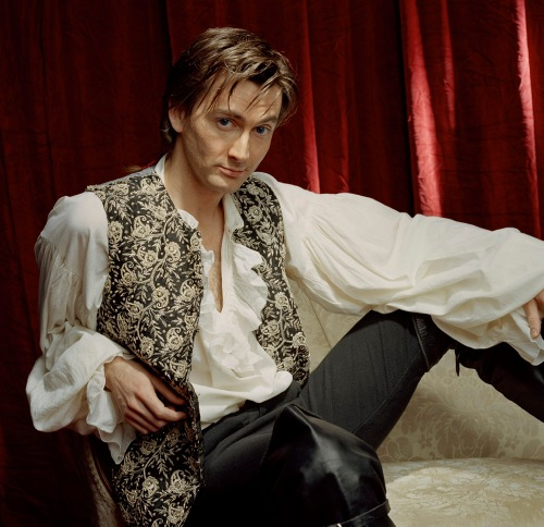 Casanova looking seductive