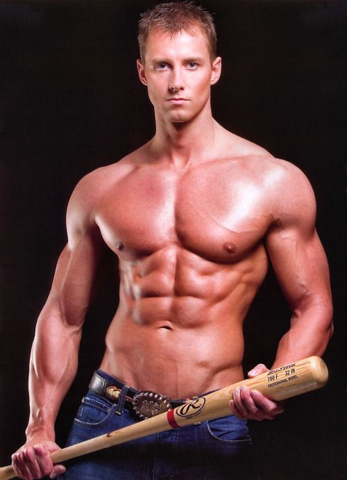 Matus Swings His Big Bat