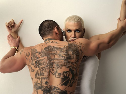 Vanko 1 and Azis vamp & camp it up